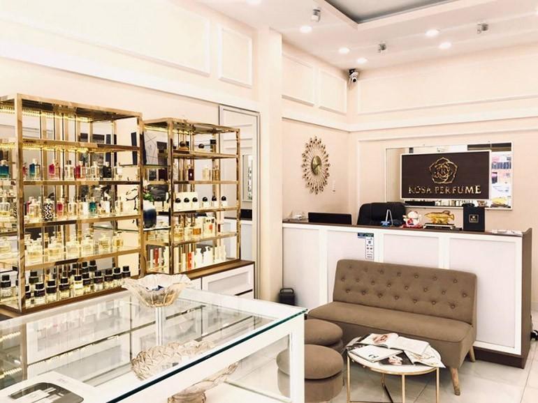15 shop nước hoa ngoại nhập chính hãng, uy tín nhất