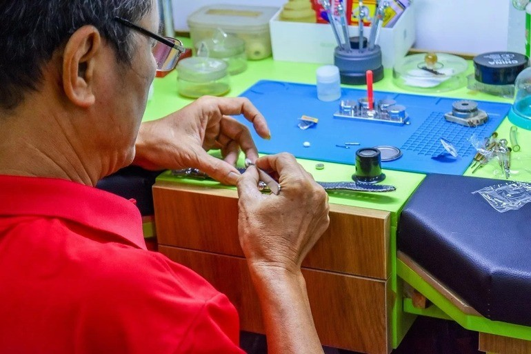 20 tiệm sửa đồng hồ cần thơ uy tín, lâu đời nhất tại VN hiện nay - Ảnh: 5