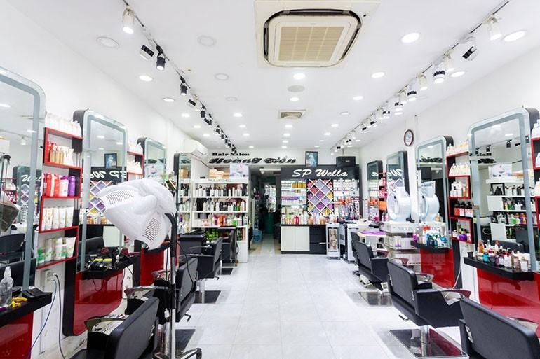 10 nơi cắt tóc nam đẹp