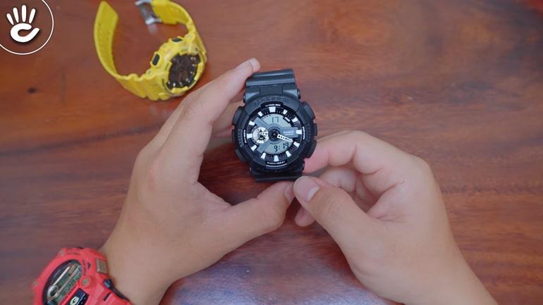 5 cách check đồng hồ G-Shock Fake cực dễ, 100% chuẩn xác - Ảnh: 1