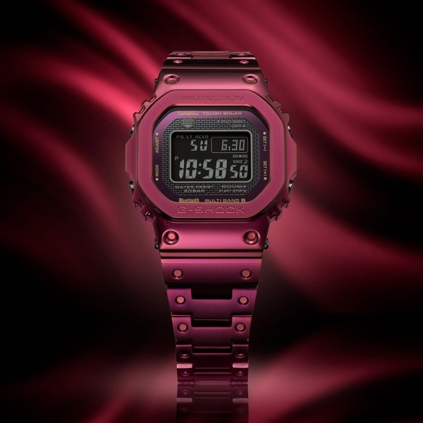 5 cách check đồng hồ G-Shock fake gò vấp cực dễ, 100% chuẩn xác - Ảnh: 15