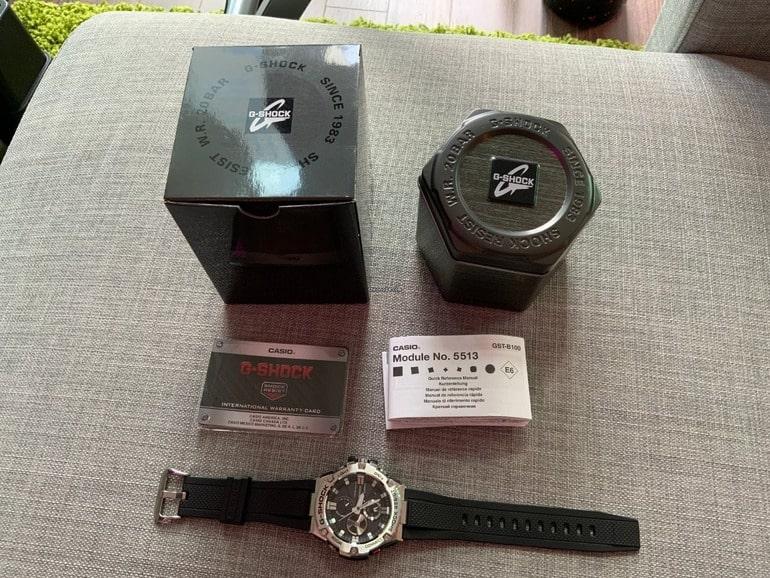5 cách check đồng hồ G-Shock fake tphcm cực dễ, 100% chuẩn xác - Ảnh: 16