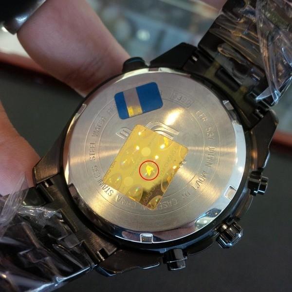 5 cách check đồng hồ G-Shock Fake cực dễ, 100% chuẩn xác - Ảnh: 3