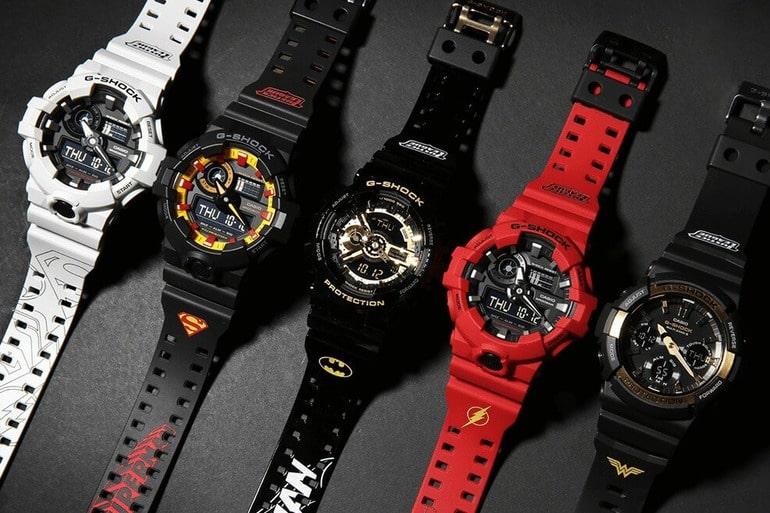 5 cách check đồng hồ G-Shock Fake cực dễ, 100% chuẩn xác - Ảnh: 4