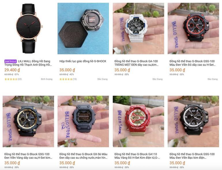 5 cách check đồng hồ G-Shock Fake cực dễ, 100% chuẩn xác - Ảnh: 7