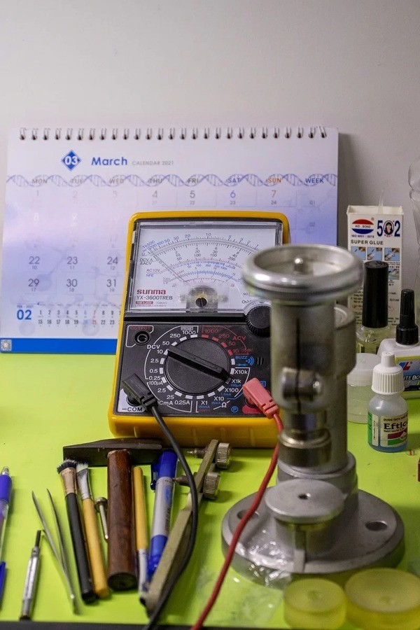 Bệnh viện đồng hồ TPHCM theo tiêu chuẩn Thụy Sỹ đầu tiên tại VN - Ảnh: 11