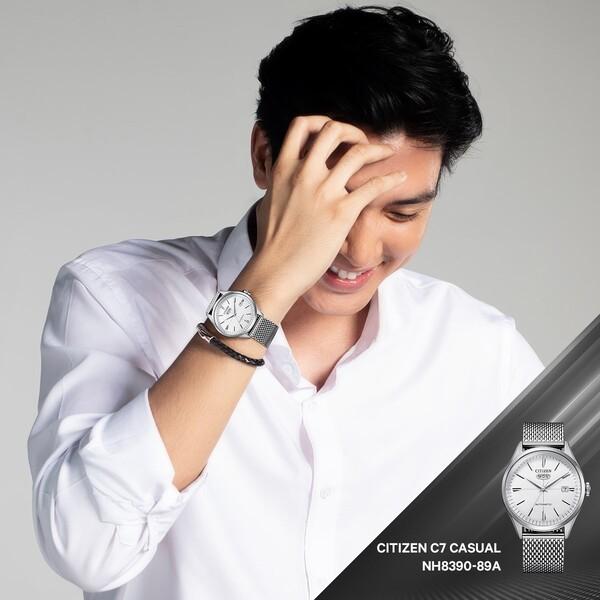 Đồng hồ Citizen cơ có tốt không? Các dòng bán chạy - Ảnh: 11
