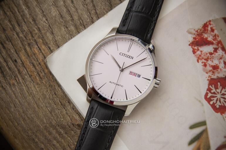 Đồng hồ Citizen automatic có tốt không? Các dòng bán chạy - Ảnh: 12