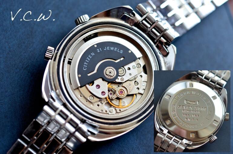 Đồng hồ Citizen automatic có tốt không? Các dòng bán chạy - Ảnh: 3