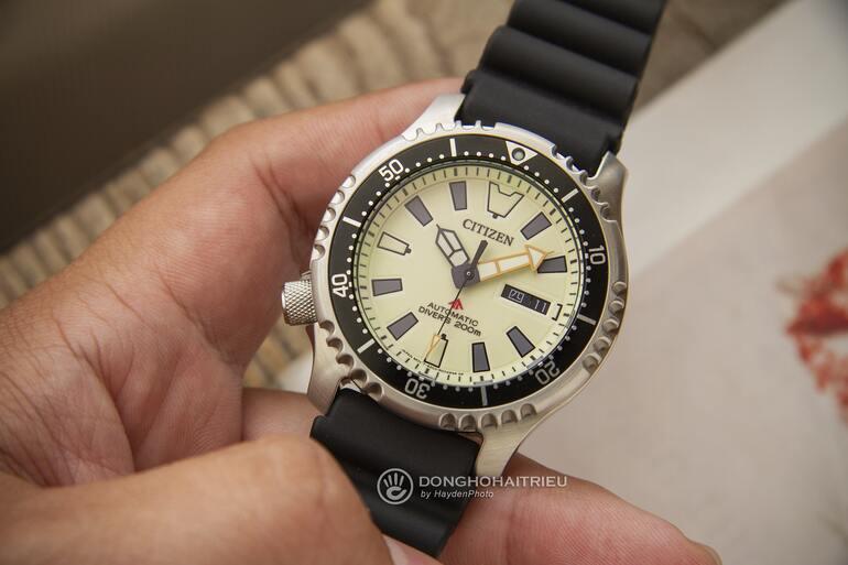 Đồng hồ Citizen automatic có tốt không? Các dòng bán chạy - Ảnh: 6