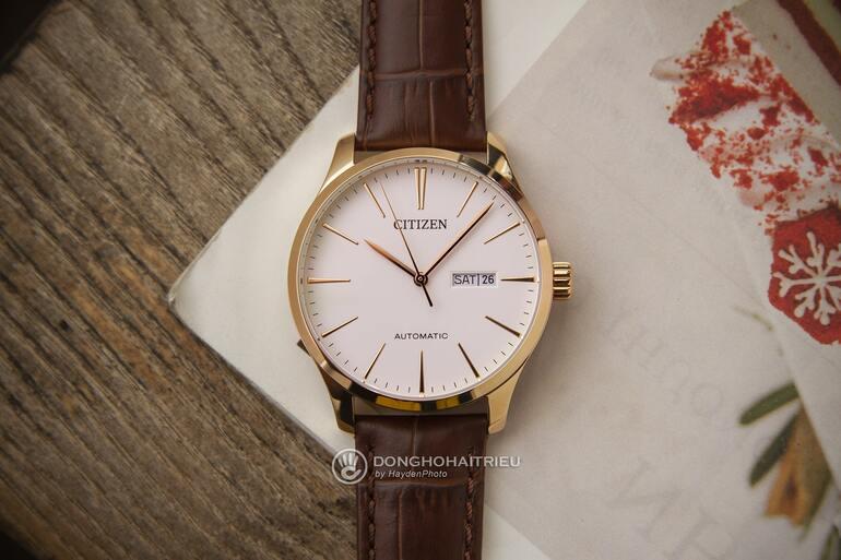 Đồng hồ Citizen nữ automatic có tốt không? Các dòng bán chạy - Ảnh: 7