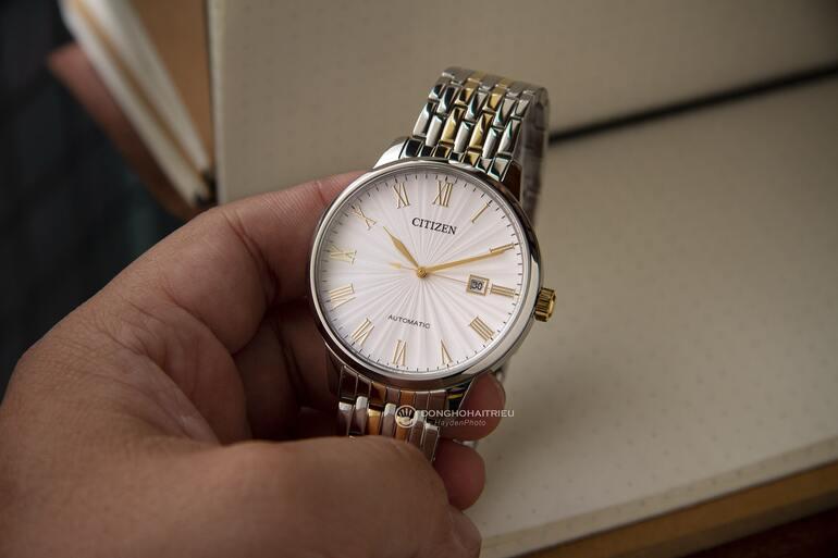 Đồng hồ Citizen automatic có tốt không? Các dòng bán chạy - Ảnh: 8