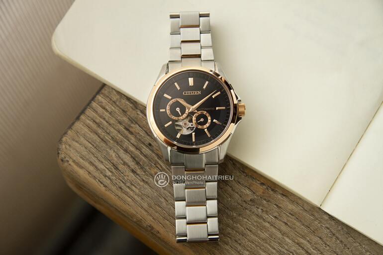 Đồng hồ đeo tay Citizen automatic có tốt không? Các dòng bán chạy - Ảnh: 9