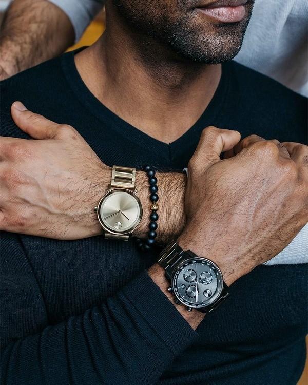 Đồng hồ Movado giá bao nhiêu? - Ảnh: 2