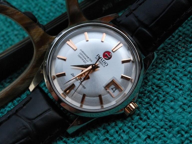 Đồng hồ Rado cổ: Giá, dòng sản phẩm nổi bật, cách phân biệt - Ảnh: 15