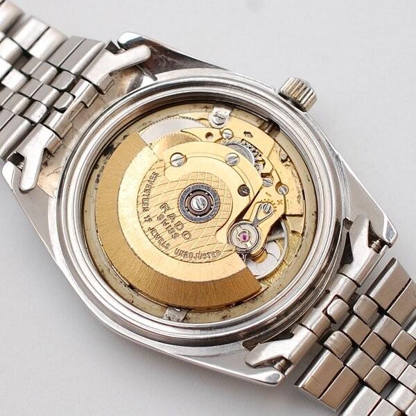 Đồng hồ Rado nam cổ: Giá, dòng sản phẩm nổi bật, cách phân biệt - Ảnh: 3