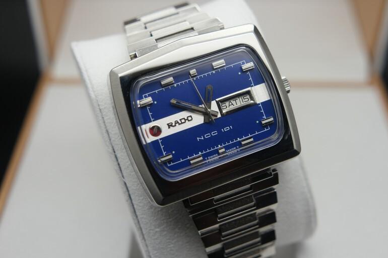 Đồng hồ Rado cổ mặt vuông: Giá, dòng sản phẩm nổi bật, cách phân biệt - Ảnh: 4