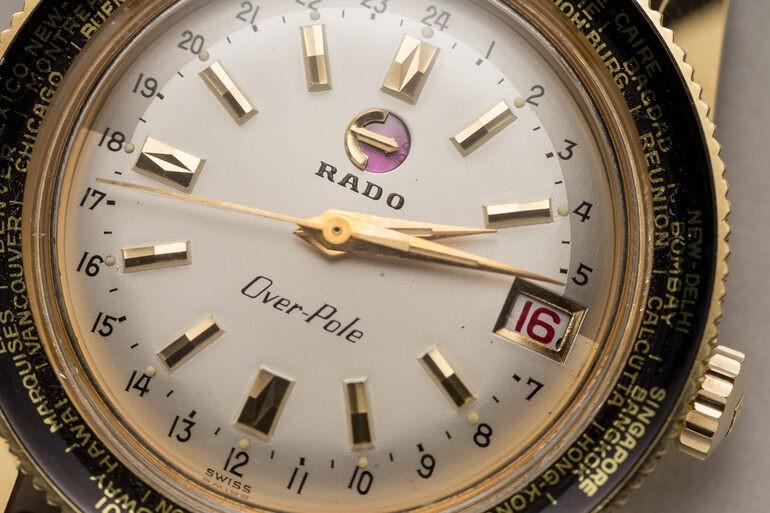 Đồng hồ Rado cổ: Giá, dòng sản phẩm nổi bật, cách phân biệt - Ảnh: 5