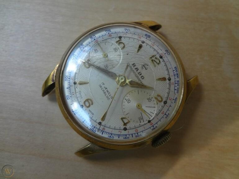 các dòng đồng hồ Rado cổ: Giá, dòng sản phẩm nổi bật, cách phân biệt - Ảnh: 6