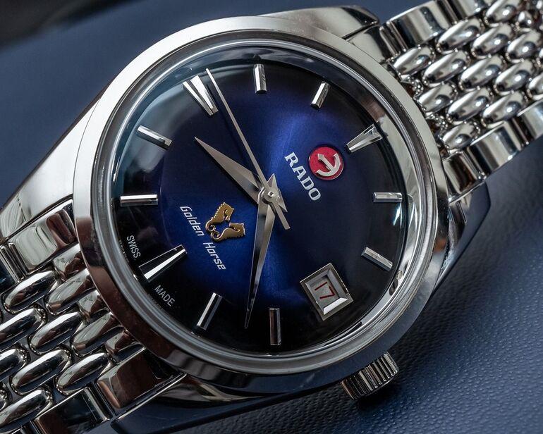 Đồng hồ Rado cá ngựa cổ: Giá, dòng sản phẩm nổi bật, cách phân biệt - Ảnh: 7