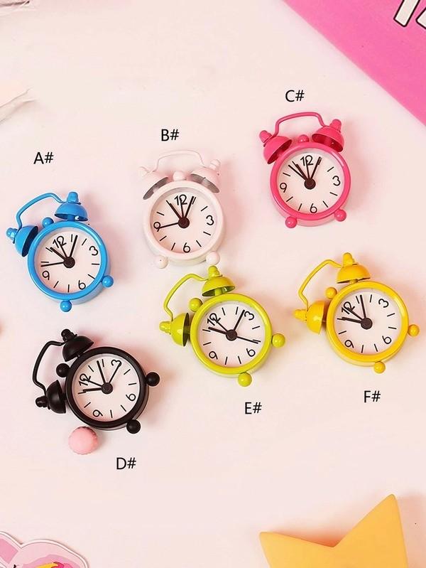 TOP 15 chiếc Đồng hồ báo thức mini đáng mua nhất tại Việt Nam - Ảnh: 11