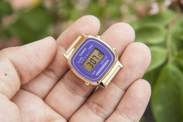 TOP 15 chiếc Đồng hồ báo thức Casio đáng mua nhất tại Việt Nam - Ảnh: 12