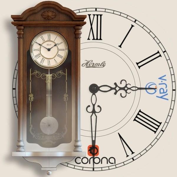 TOP 5 thương hiệu đồng hồ quả lắc để bàn tốt nhất trên thế giới - Ảnh: 10