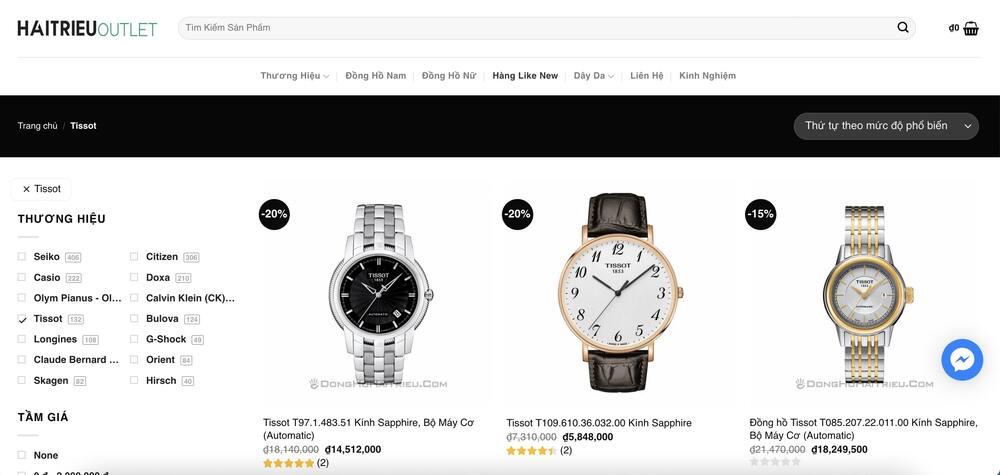 10 địa điểm mua bán đồng hồ cũ chính hãng, uy tín nhất - Ảnh: 5
