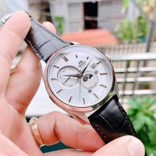 Đánh giá đồng hồ Orient Sun and Moon Gen 5 đầy đủ từ A - Z - Ảnh: 8