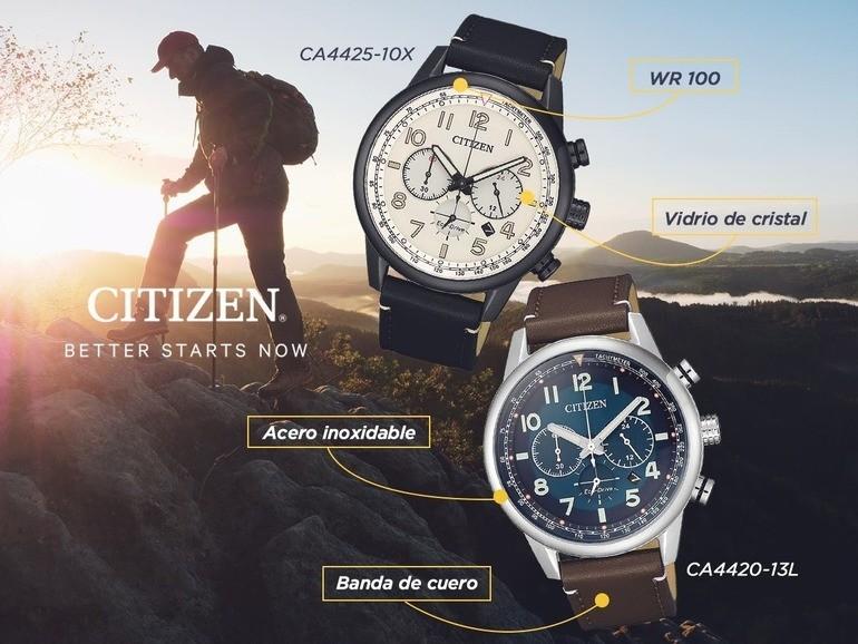 TOP 5 chiếc đồng hồ Citizen Eco-Drive 6 kim bán chạy nhất - Ảnh: 1