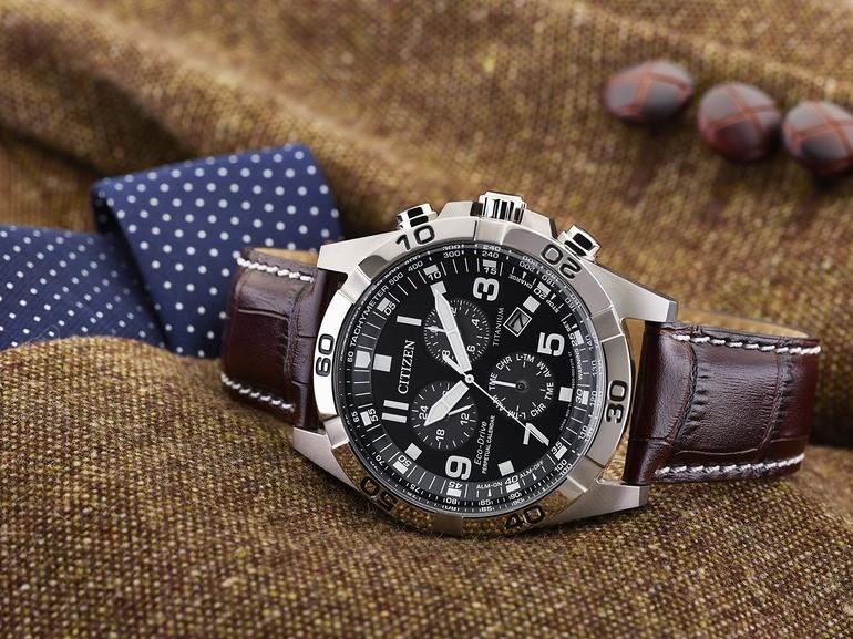 TOP 5 chiếc đồng hồ Citizen Eco-Drive 6 kim bán chạy nhất - Ảnh: 6