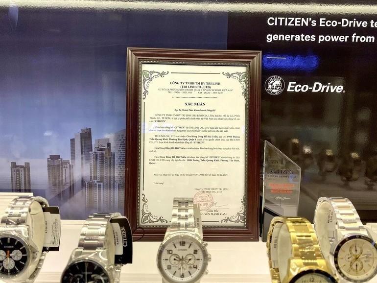 TOP 5 chiếc đồng hồ Citizen Eco-Drive 6 kim bán chạy nhất - Ảnh: 8