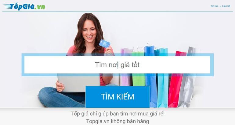 TOP 8 website so sánh giá uy tín giúp bạn mua sắm tiết kiệm nhất - Ảnh: 5