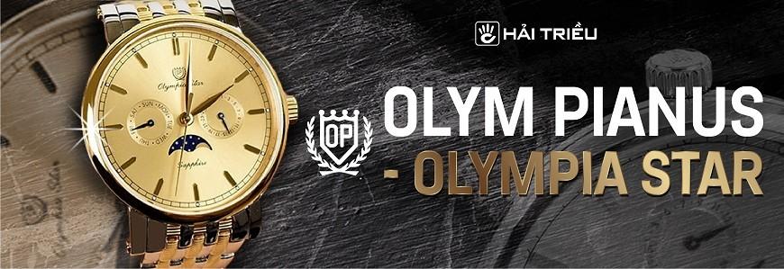1.000+ Đồng hồ OP (Olym Pianus - Olympia Star) chính hãng