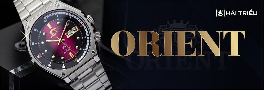 Đồng hồ Orient chính hãng | Bảo hành 5 năm, Free thay pin
