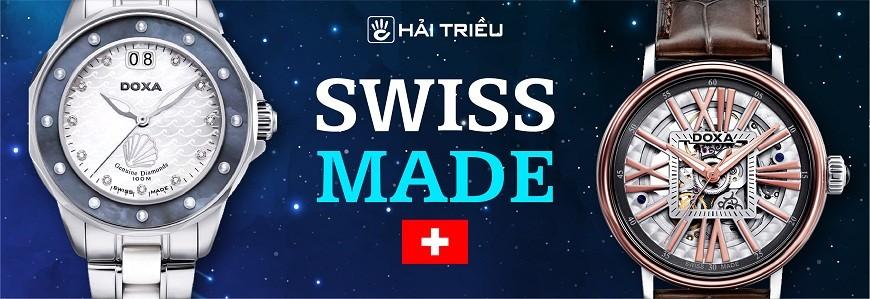 Đồng hồ Thụy Sỹ nam, nữ chính hãng 100% - Bảo hành 4 năm